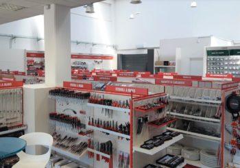 Würth sempre più vicina al cliente: nuovo store nel cuore di Bolzano per approvvigionare il cantiere della ribonifica