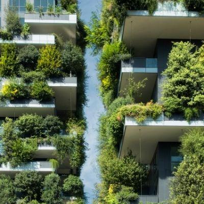 Economia circolare per l'edilizia - edifici