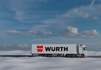 I consigli dell'esperto: guida il camion in sicurezza anche d'inverno!