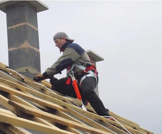 isolamento termico - ristrutturazione tetto