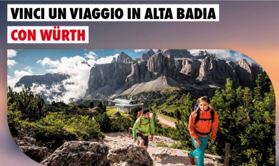 I negozi Würth in prima linea per il rilancio del settore turistico in Trentino Alto Adige