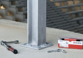 Ancoranti metallici ad alte prestazione: i consigli dell'esperto per il fissaggio dei carichi pesanti