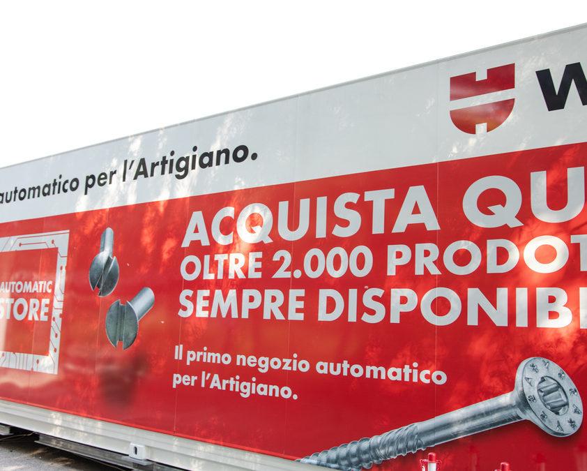 Presentato il Würth Automatic Store come esempio di sistema integrato, efficiente e all'avanguardia a Retail Innovations 16