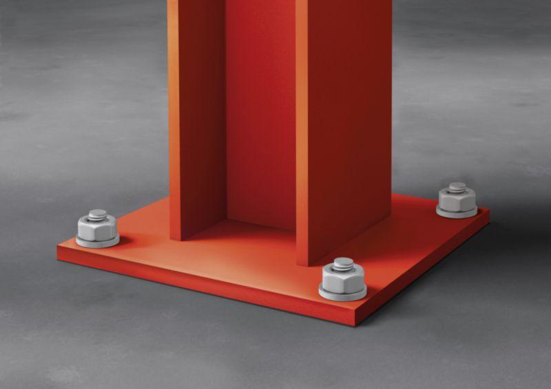 certificazioni ancoraggi pesanti - carpenteria metallica