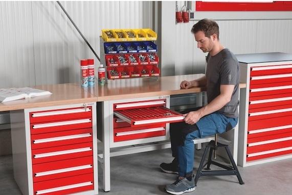 come organizzare un banco da lavoro-attrezzatura tavolo da lavoro