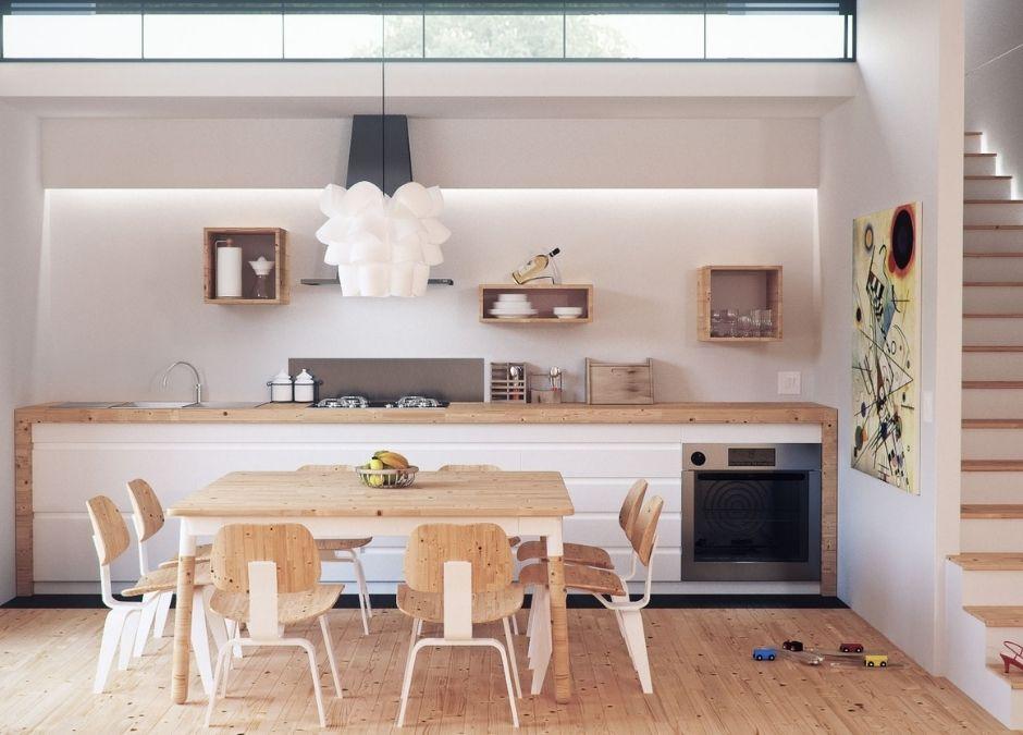 progettare una cucina-cucina-estetica