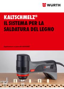 brochure Wuerth Kaltschmelz