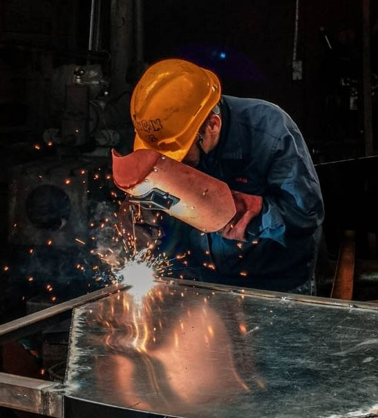 come saldare l'alluminio a filo