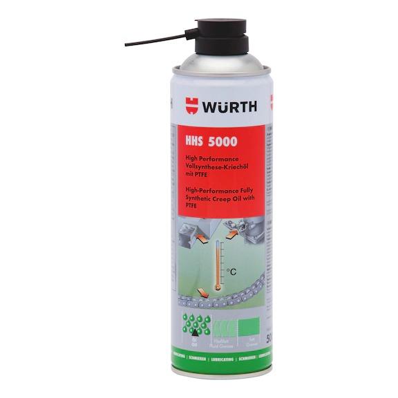 Lubrificante adesivo, HHS 5000 08931063