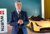 Dal primo Würth Experience Day qualche domanda al nostro ospite Andrea Pontremoli, AD di Dallara Automobili