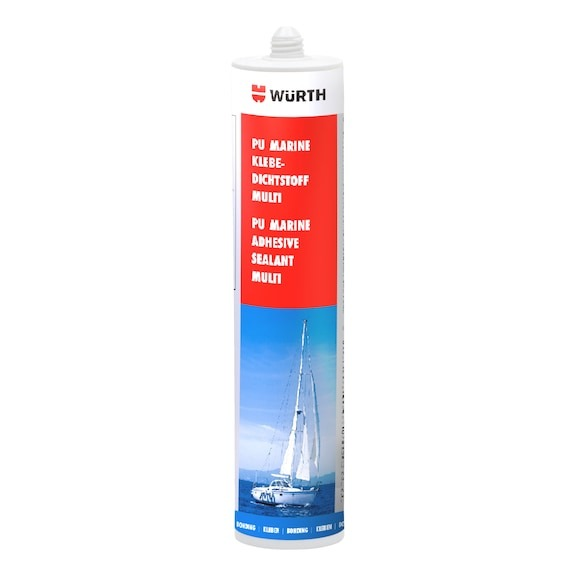 Sigillante adesivo, Multi PU Marine 0893291102