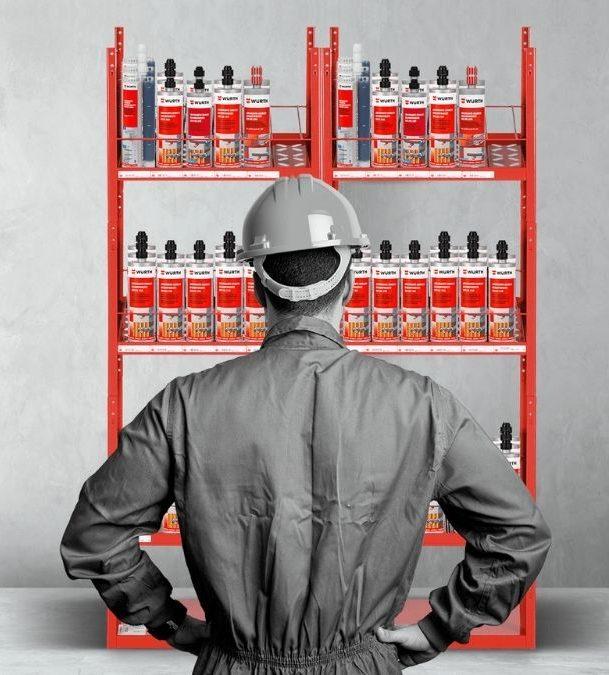 ancoranti chimici - scelta