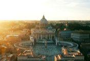 Come vengono disinfettate le stanze della Basilica di San Pietro, al Vaticano?